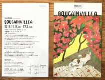 OKATAOKA Solo Exhibition BOUGAINVILLEA